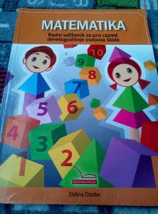 Knjige za prvi razred osnovne skole