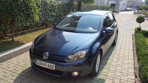 Volkswagen golf 6 2.0 tdi cr bluemotion highline sport