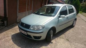 Fiat Punto 1.4 benzin klima reg do 27.6.2019