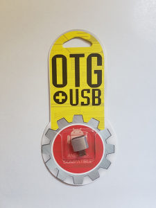 OTG USB adapter android