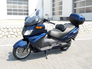 Suzuki Burgman 650 / Nexus / Tmax / Beverly / Silverwin