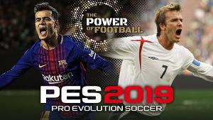 PES 2019 PS2