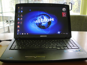Laptop Medion Akoya P6634