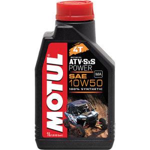 Ulje MOTUL 4T ATV SxS 10W-50,100% SYNTETIC