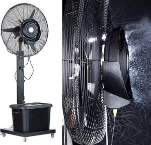 Ventilator sa raspršivačem FUJIAIR hlađenje ventilatori