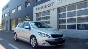 PEUGEOT 308 BP 2,0 BlueHDI 150KS Automatik EAT6