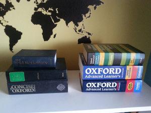Oxford rjecnici