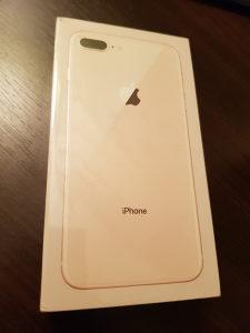 IPhone 8+ 64gb...novoo..VAKUM!!