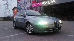 Alfa Romeo 147 1.9 JTD full oprema