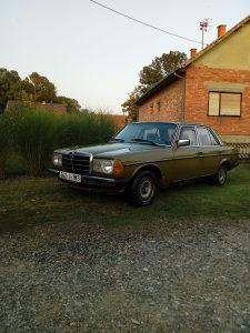 Mercedes 123 240 dizel
