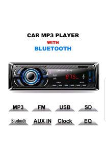 Auto Player Radio MP3 / USB / SD / AUX / FM / Bluetooth