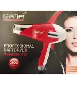 Profesionalni fen za kosu GEMEI 1727 besp dostava