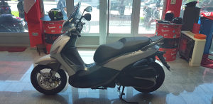 Piaggio Beverly 350 ABS,ASR EURO 4
