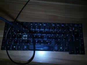 Tastatura za laptop asus X51 A9  Z94 ,13 km