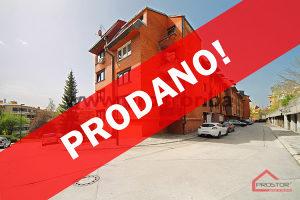 PROSTOR prodaje: Dvosoban stan sa lođom, Breka