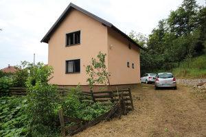 Kuća u Pridražićima, Zenica