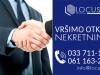 LOCUS potražuje nekretnine u Sarajevu!