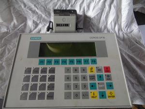 Nr. 216 - Siemens Coros OP15 - Cazin