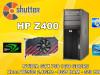 HP Workstation Z400 Gaming