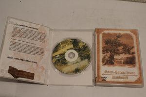 Dokumentarni DVD film 'Stari-Carski hrast'