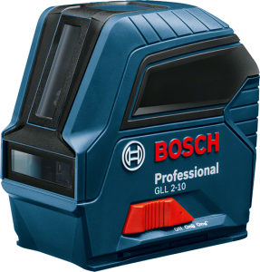BOSCH GLL 2-10 Laserski nivelator