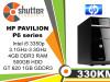 HP PAVILION P6 series i5 3.Gen GT620 1GB