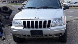 Hauba Grand Cherokee wj 2001 2002 4.7 v8 198kw