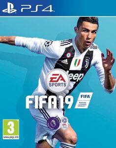 FIFA 19 PS4. DIGITALNA IGRA. ***A K C I J A***