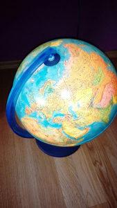 Globus lampa idealan poklon