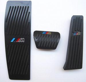 BMW M tech papučice pedale E46 E82 E87 E90 E92 E93