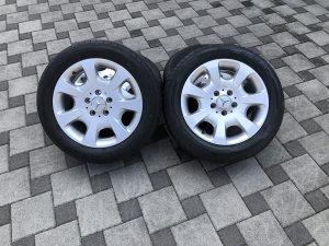 Alu felge i gume Mercedes C klasa W203