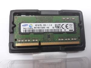 Samsung DDR3 4 GB 12800S laptop memorija
