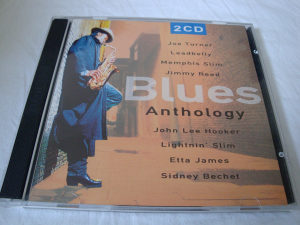 CD BLUES ANTHOLOGY (2CD)