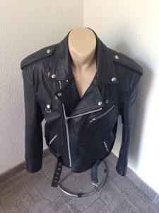 Kožna jakna za motor vel. XXL moto jakna