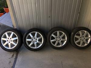 "17"" felge Mercedes 5x112"