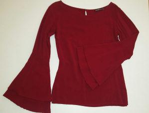 Kosulja/bluza u dvije boje