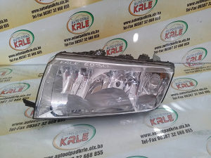 Far Farovi lijevi Fabia 01-06 ostecen KRLE 23577