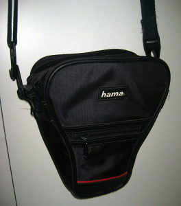 Torbica za fotoaparat Hama original - foto torba