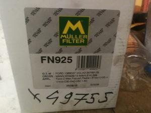 Filter goriva nafte FORD 1.6 TDCI, VOLVO MAZDA1.6 Dizel