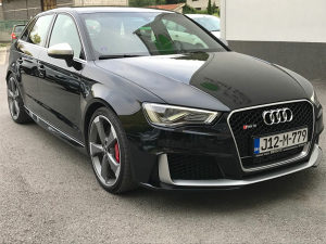 Audi RS3/270 kw/ 2016/NOVO/4/2019 Reg./ AKCIJA KES