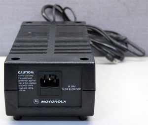 MOTOROLA ISPRAVLJAC Output: 14 Volts DC, 10 Amps