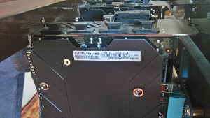 Mining rig 4x rx580 gigabyte 8gb