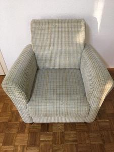 Fotelja koristena
