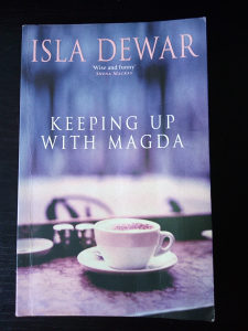 Isla Dewar / Keeping up with Magda