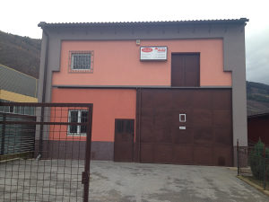 Poslovni prostor (270 m2) u industrijskoj zoni FAMOS