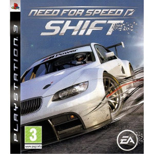 Need For Speed:Shift PS3 Playstation 3