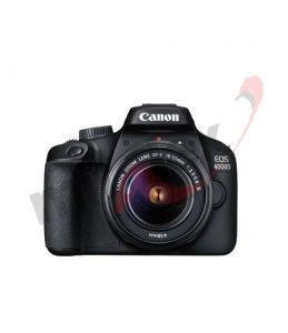 CANON EOS 4000D EF S18-55 BK