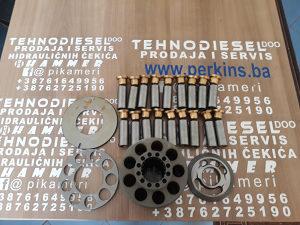 Liebherr LPVD75, LPVD075 dijelovi pumpi