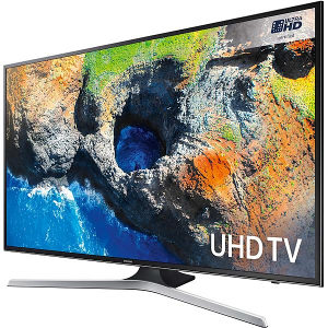 "Samsung 4K 40"" UltraHD 40MU6122 WiFi Smart UHD TV"