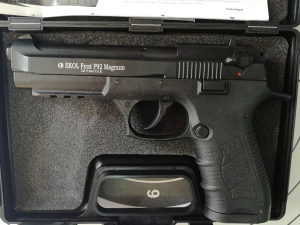 Startni EKOL FIRAT MAGNUM P92 crni+10 metaka gratis